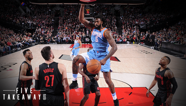 Five Takeaways: Gallinari returns, Clippers fall to Blazers