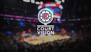 Clippers Introduce Revolutionary Technology with Launch of Clippers CourtVision Digital Viewing Experience