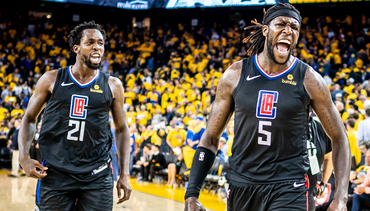 Gallery | Clippers vs. Warriors (4.15.19)