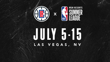 2019 Summer League Schedule Released