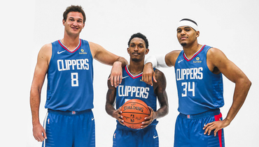 First Look: LA Clippers Media Day