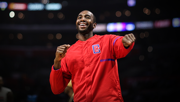 Press Release: L.A. Clippers sign forward Luc Mbah a Moute