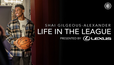Shai Gilgeous-Alexander Talks Personal Style | Life in the League
