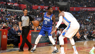 Gallery | Clippers vs. Thunder (10.19.18)