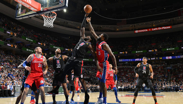 Gallery | Clippers at 76ers (11.01.18)