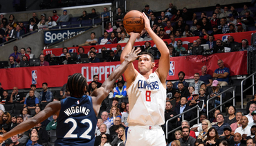 Gallery | Clippers vs. Timberwolves (11.05.18)
