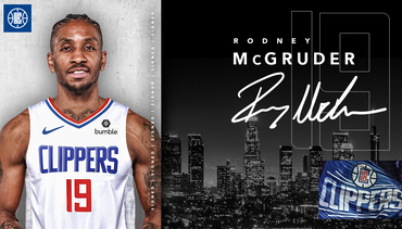 L.A. Clippers Sign Guard Rodney McGruder