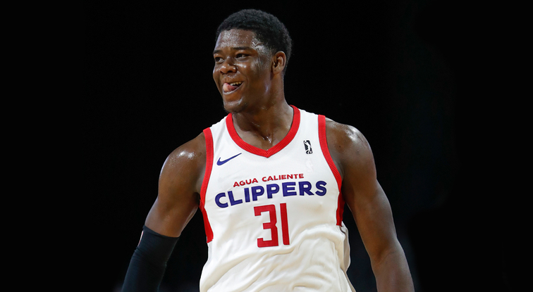 2217d1dcf28c Agua Caliente Clippers  Angel Delgado Named 2018-19 NBA G League Rookie Of  The Year