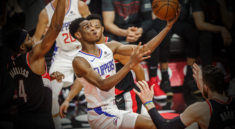 Gallery | Clippers vs. Trail Blazers (3.12.19)