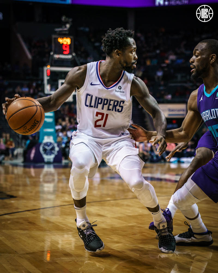 Gallery | Clippers vs. Hornets (2.5.19)