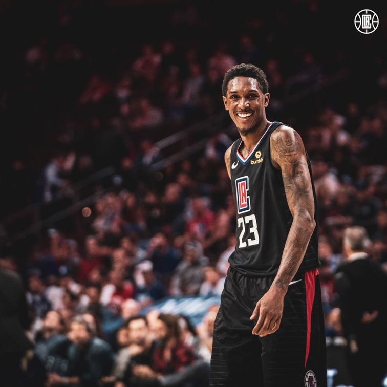 Best of Lou Williams | 2018-19 Top Photos