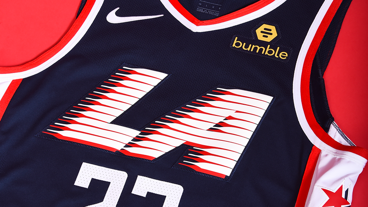 1f2178213 Clippers Celebrate 35th Season in L.A. With New Nike City Edition Jersey