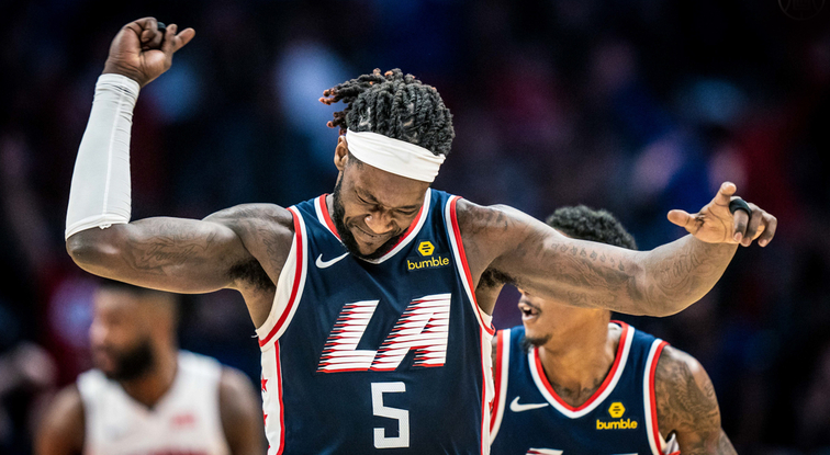 Best of Montrezl Harrell | 2018-19 Top Photos