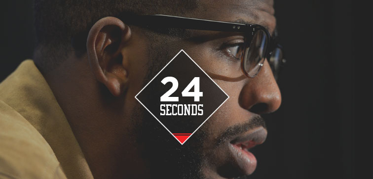 24 Seconds WithChris Paul