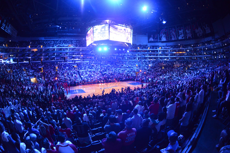 Image of Clippers Game