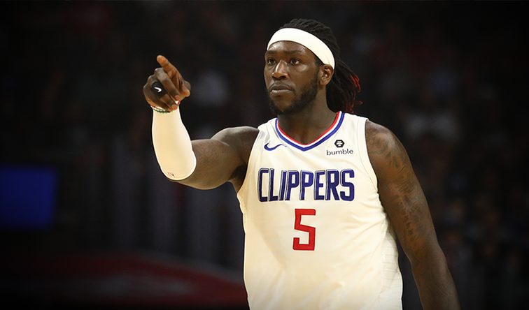 Image result for MONTREZL HARRELL CLIPPERS 2017
