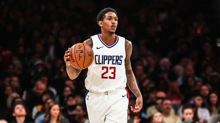 77660c9af Press Release  L.A. Clippers Sign Lou Williams to Contract Extension ...