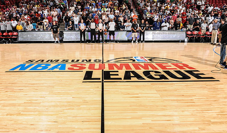 Raptors Summer League Roster and Schedule