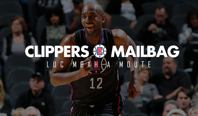 Mailbag Mbah A Moute Answers Fan Questions La Clippers