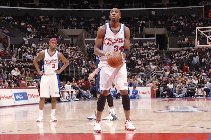 Past free agents signed by the Clippers.