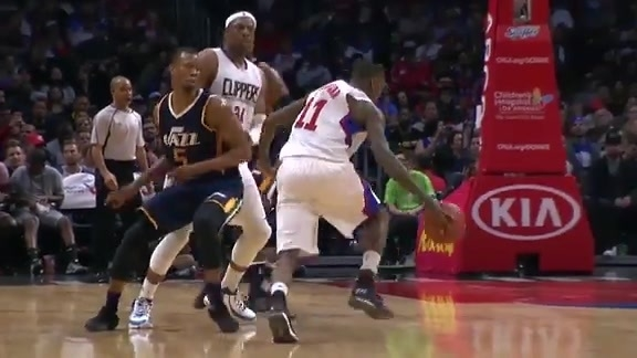 ce1408824 Jamal Crawford s Top 5 Crossovers of the Year