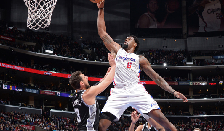 Look Back: Clippers-Spurs Matchups This Year | Los Angeles Clippers