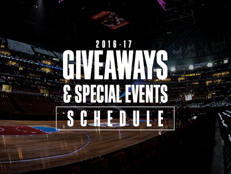 LA Clippers Announce 2016-17 Promotional Schedule
