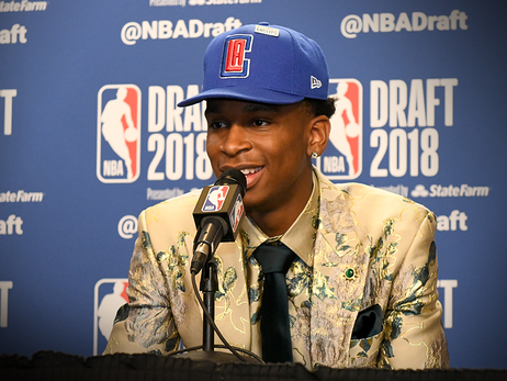 LA Clippers Acquire Draft Rights To Shai Gilgeous-Alexander