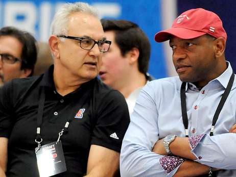 Image of Doc Rivers | LA Clippers