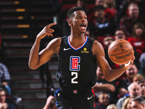 Gallery | Clippers at Blazers (11.08.18)