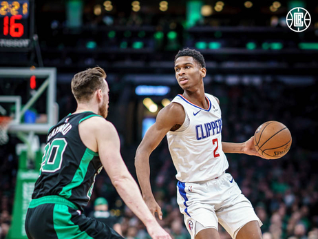 Gallery | Clippers vs. Celtics (2.9.19)