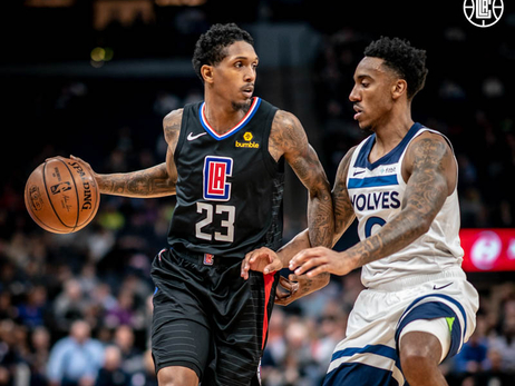 Gallery | Clippers vs. Timberwolves (2.11.19)