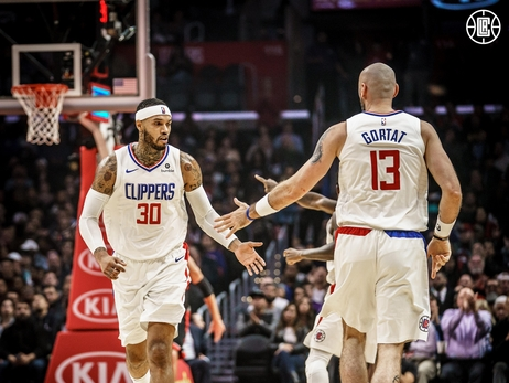 Gallery | Clippers vs. Raptors (12.11.18)