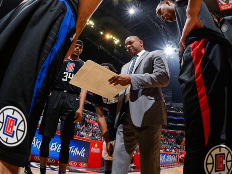 L.A. CLIPPERS, DOC RIVERS, AGREE TO CONTRACT EXTENSION