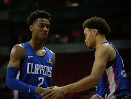 Rookies Gilgeous-Alexander & Robinson Shine at NBA Summer League