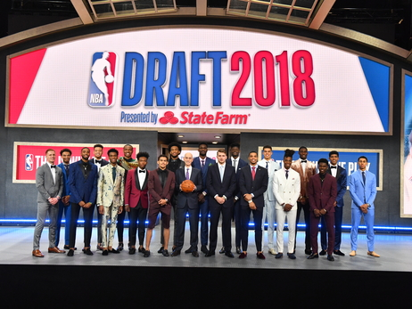 Photos: NBA DRAFT 2018