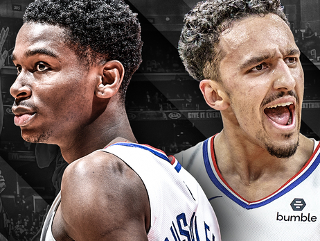 Gilgeous-Alexander And Shamet Named To All-Rookie Team