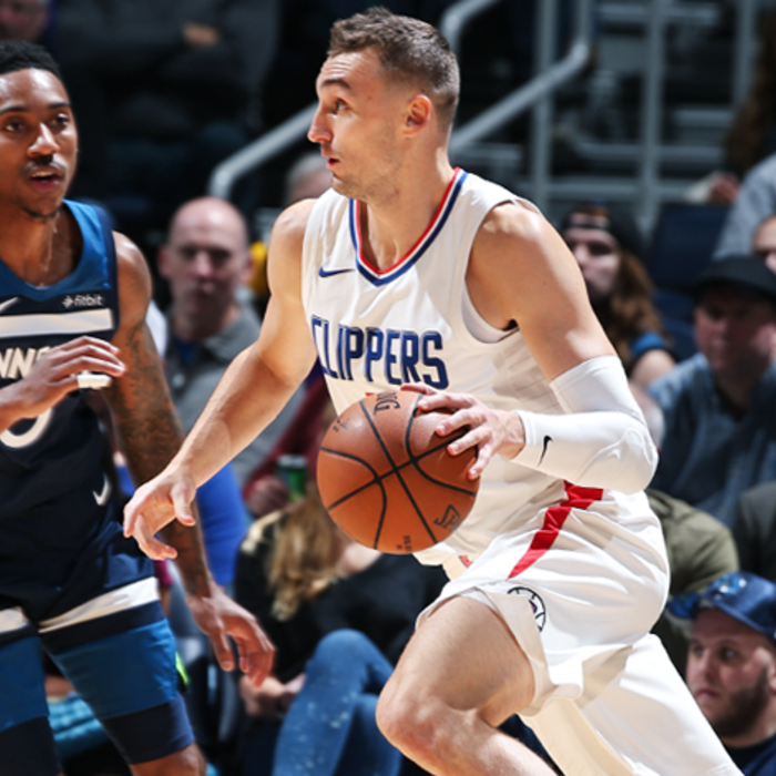 In-Game Shots: Clippers vs Timberwolves