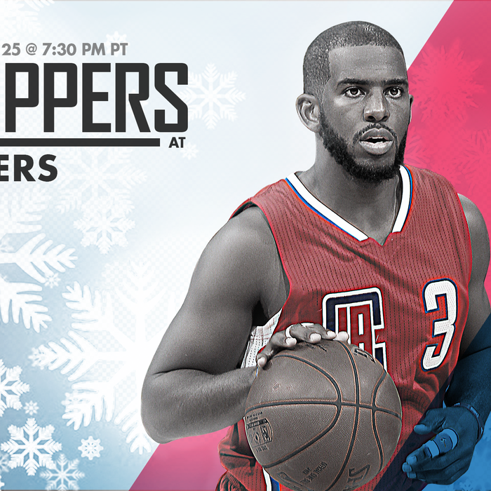 Preview Gallery: Clippers Play Lakers Christmas Night
