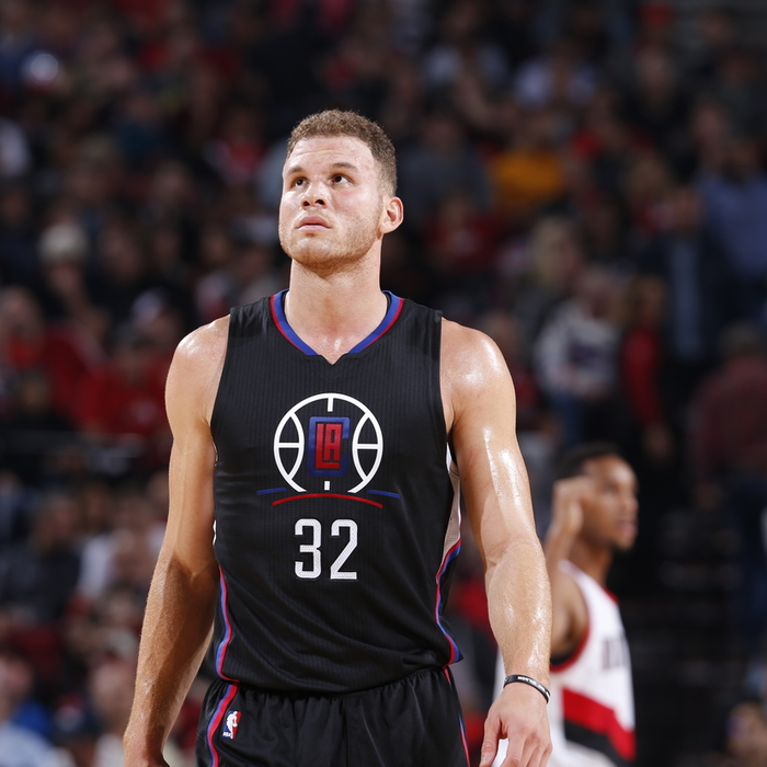 Portland Blazers 27: Photos: Clippers Vs Trail Blazers