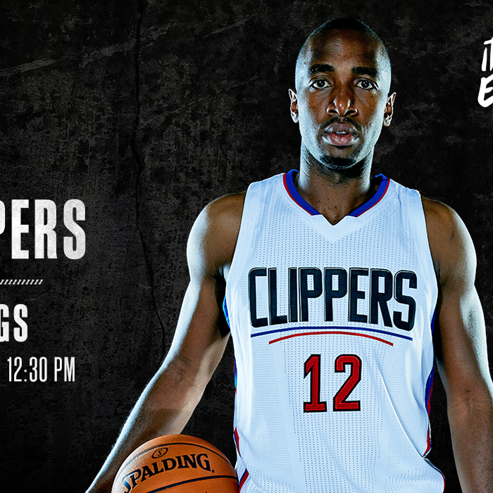 Pregame Report: Clippers Take on Kings