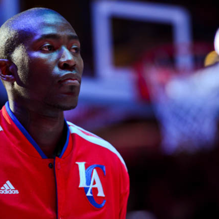Photo of Jamal Crawford.