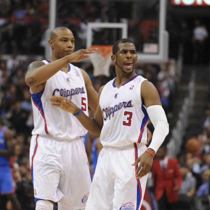Clippers vs. Thunder - 1/30/12