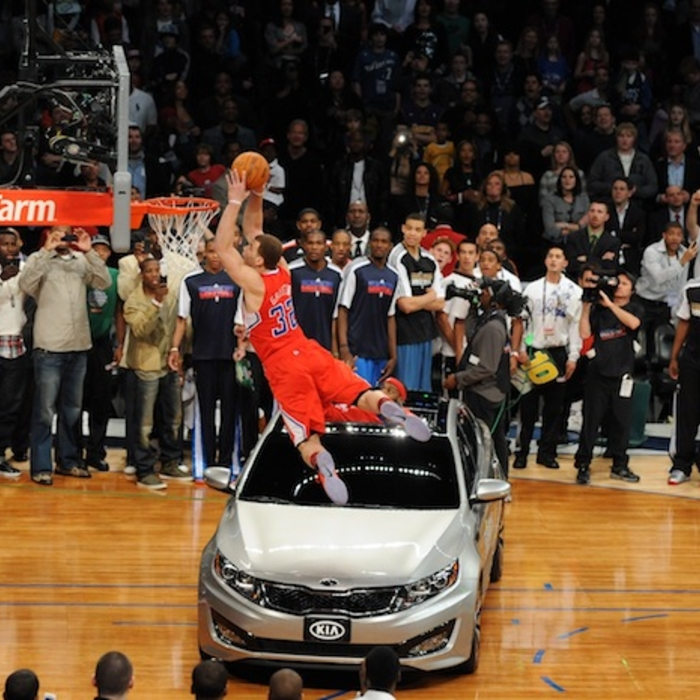 History of the Dunk Contest