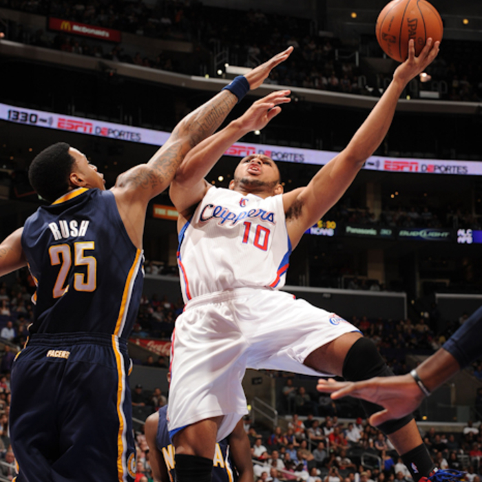 Clippers vs. Pacers - 11/17/10