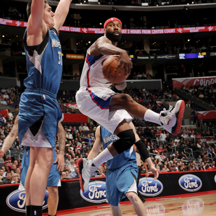 Clippers vs. Timberwolves - 1/19/11