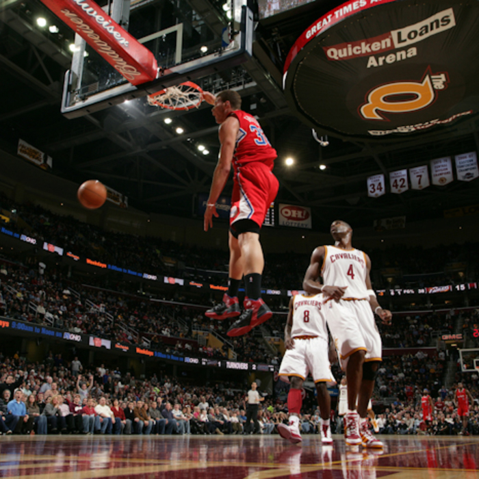 Clippers vs. Cavaliers - 2/11/11