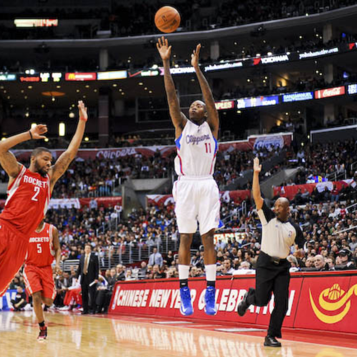Clippers vs. Rockets Game #76