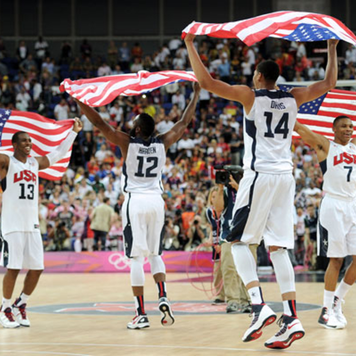 USA Wins Gold Medal