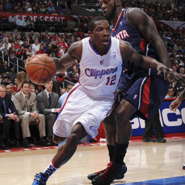 Clippers vs. Hawks - 11/11/12